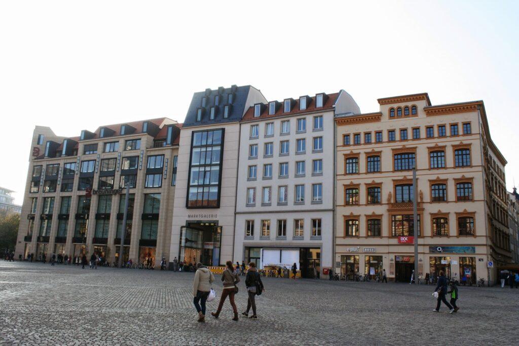 Marktgalerie am Leipziger Markt