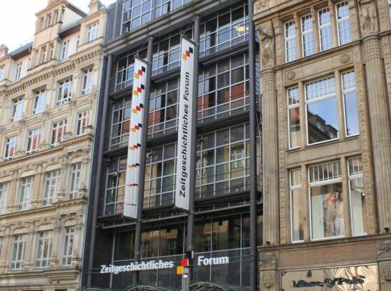 Zeitgeschichtliches Forum in der Leipziger Innenstadt