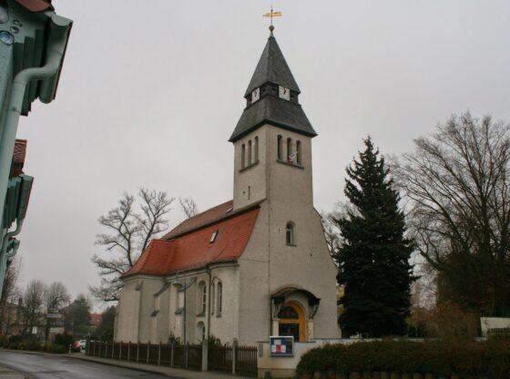 Kirche im Leipziger Ortsteil Mölkau