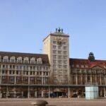 Krochhochhaus am Augustusplatz