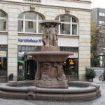 Lipsia-Brunnen