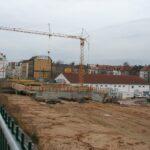 Antonienbrücke - Abriss und Neubau