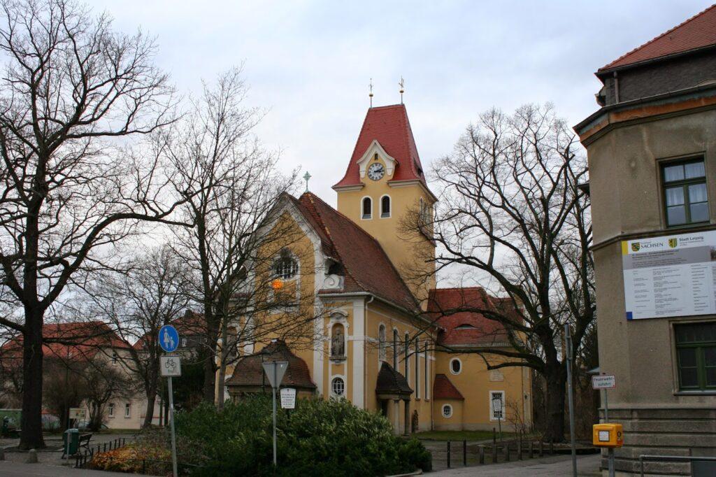 Bei Der Apostelkirche