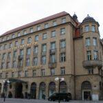 ehemaliges Messehaus Handelshof