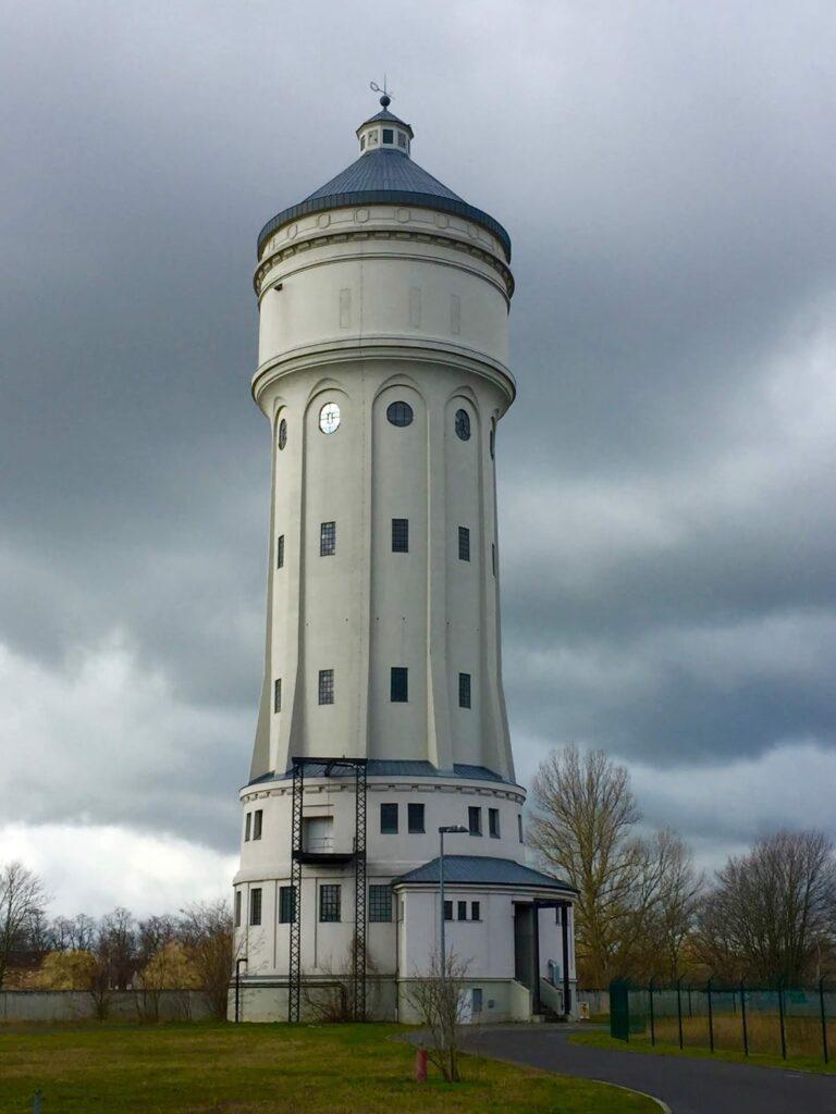 Wasserturm Eilenburg am ECW