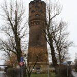 Wassertürme der Stadt und Umgebung