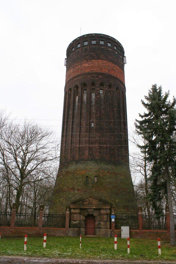 Wasserturm in Schkeuditz
