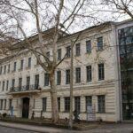 Schumann-Haus in der Inselstraße