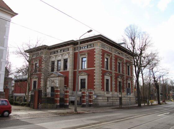 Villa Herrmann Julius Meyer in Leipzig