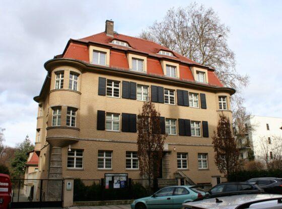Ariowitsch Haus im Waldstrassenviertel