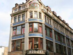 Kaffeehaus Riquet in der Leipziger Innenstadt