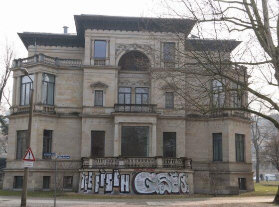 Villa Herfurth im Leipziger Musikviertel