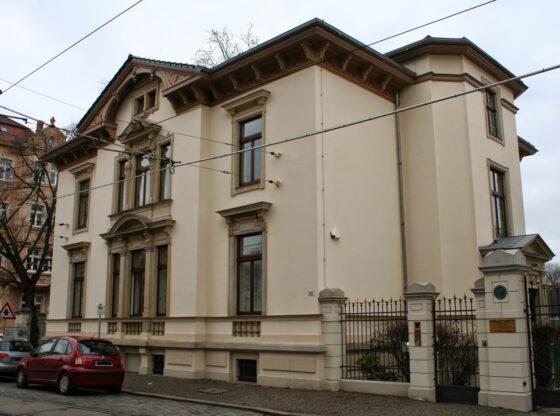 Villa Ida in Gohlis
