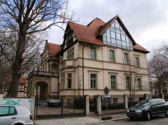 Villa Petersmann in der Schwägrichenstraße 23