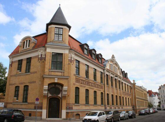ehem. Aromafabrik Benedixstrasse