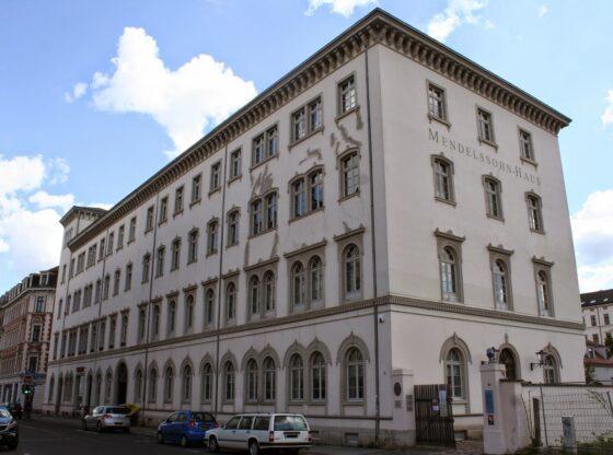 Mendelssohn Haus Leipzig mit Museum
