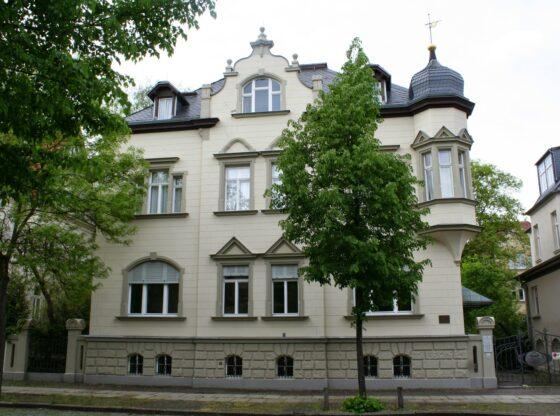 Wohnhaus Werner Türke, einem Leipziger Ausnahmekünstler