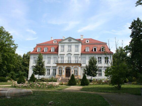 Schloss Güldengossa in Großpösna