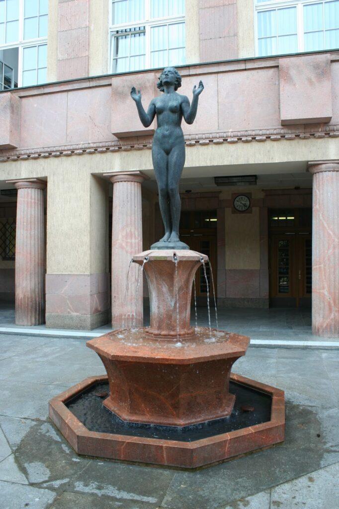 """Brunnen der """"Genesung"""""""