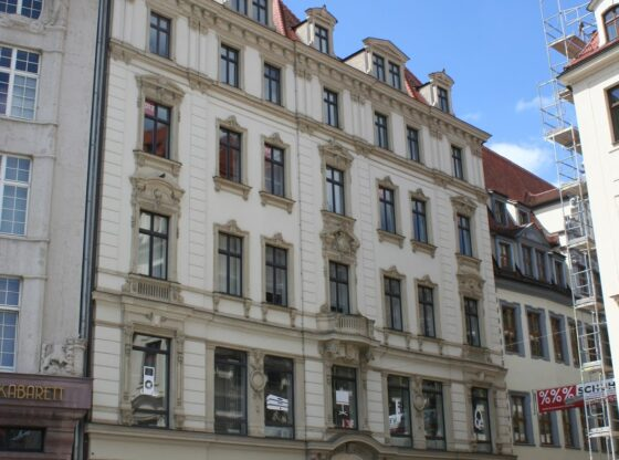 Eingang Barthels Hof Marktseite