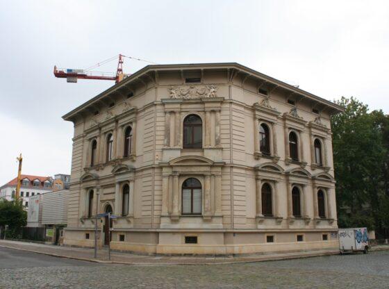 Villa Thomana in Leipzig