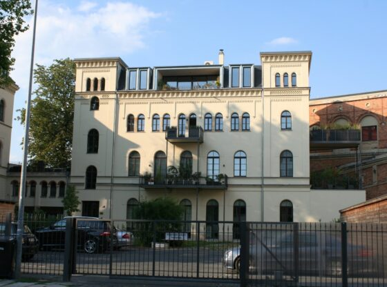 Villa des Verlegers Ernst Keil in Leipzig