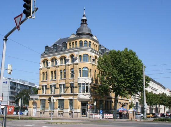 ehem. Verlagsgebäude Velhagen und Klasing
