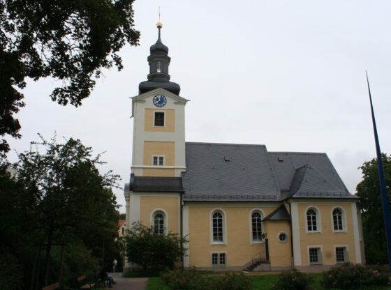 evangelisch lutherische Gemeinde der Marienkirche Stötteritz