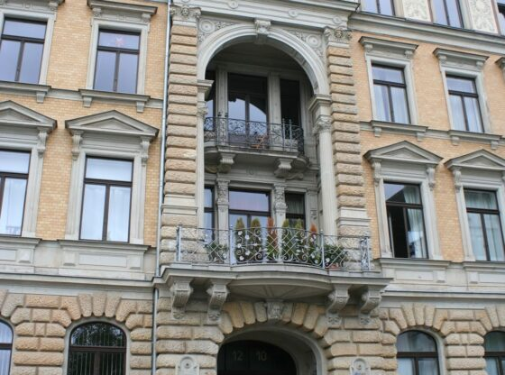 Wohnhaus der Druckereibesitzer Naumann