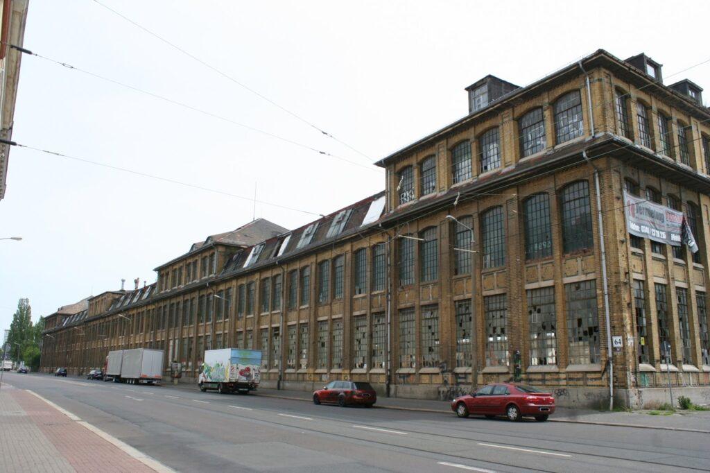 ehem. Maschinenfabrik Christian Mansfeld