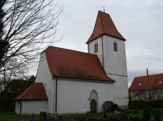 Kirche Leipzig Lausen