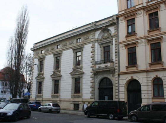 Villa Rosental im Waldstrassenviertel Leipzig
