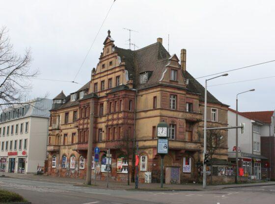 alte Mockauer Post Leipzig