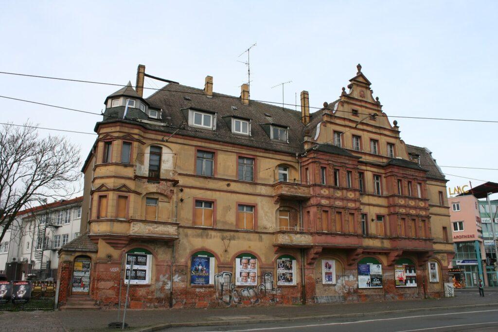 altes Postamt Mockau