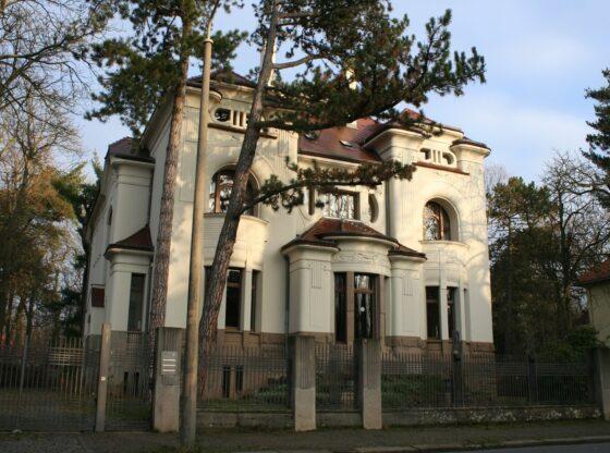 Villa Görke in Leipzig Leutzsch