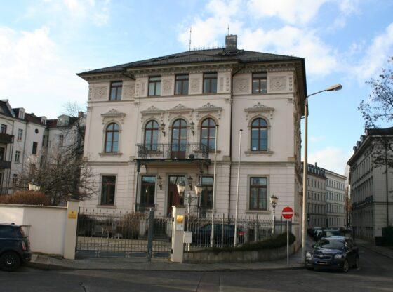 Wohnhaus Friedrich Ryssel Leipzig