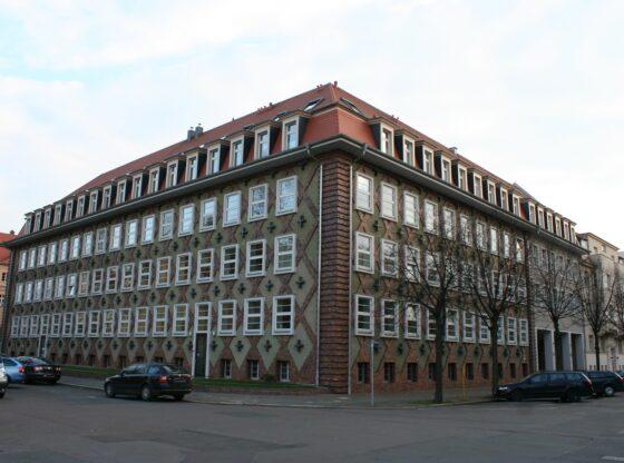 Funkhaus Springerstrasse Leipzig Gohlis