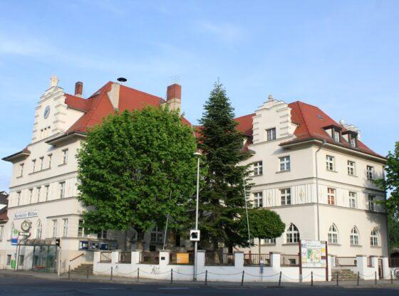 Rathaus Mölkau Leipzig