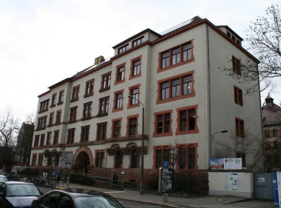 Haus der Demokratie Leipzig Connewitz