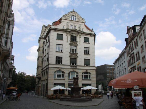 Lipsia-Haus in der Leipziger Innenstadt