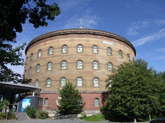 Panometer in der Leipziger Richard-Lehmann-Strasse