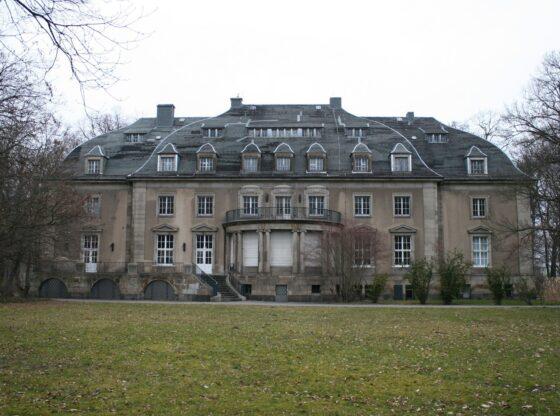 Parkschloss Grünau im Leipziger Robert-Koch-Park