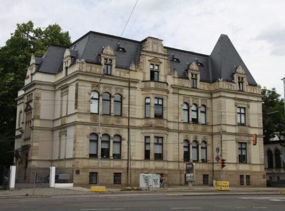 Villa Rentsch-Röder Leipzig Karl-Tauchnitz-Strasse
