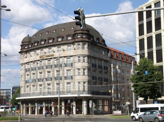 ehem. Hotel Continental Leipzig - Victors Residenz-Hotel