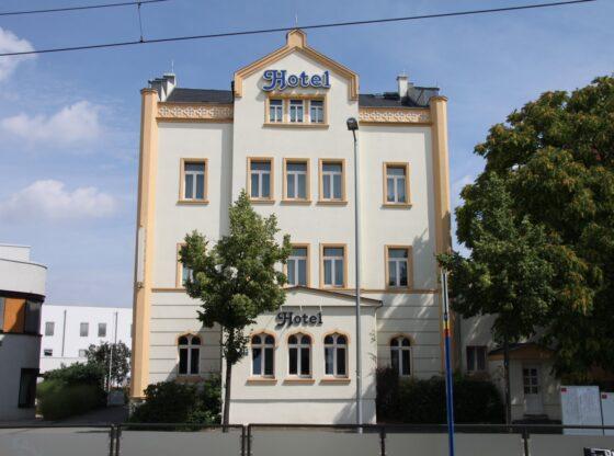 ehemaliges Hotel Hochstein Leipzig