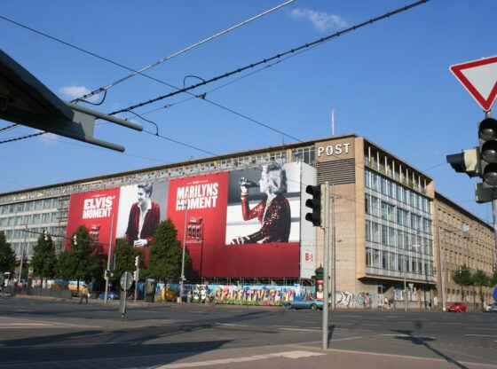 Hauptpost Leipzig Augustusplatz