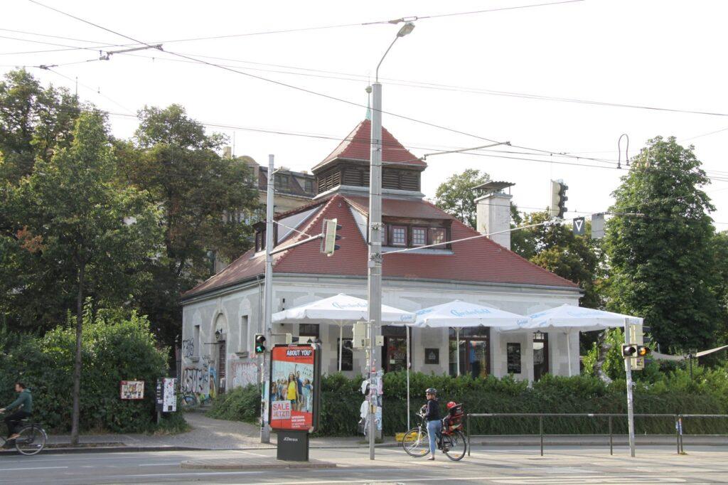 Cafe und Restaurant Südbrause