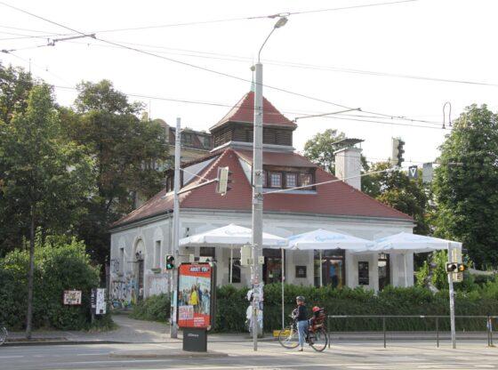 Südbrause Leipzig - ehemaliges Volksbrausebad