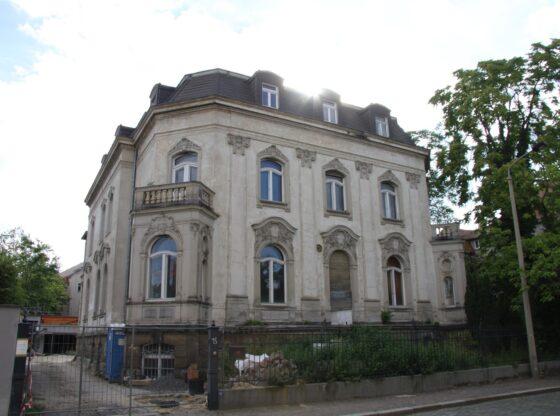 Villa Böhme in Leipzig Gohlis
