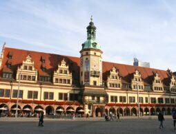 Das Alte Leipziger Rathaus
